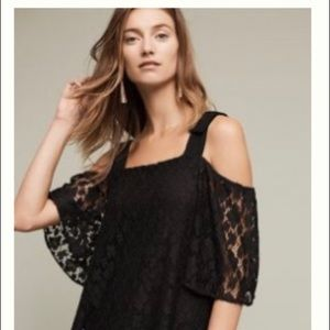 Bowed Lace Top